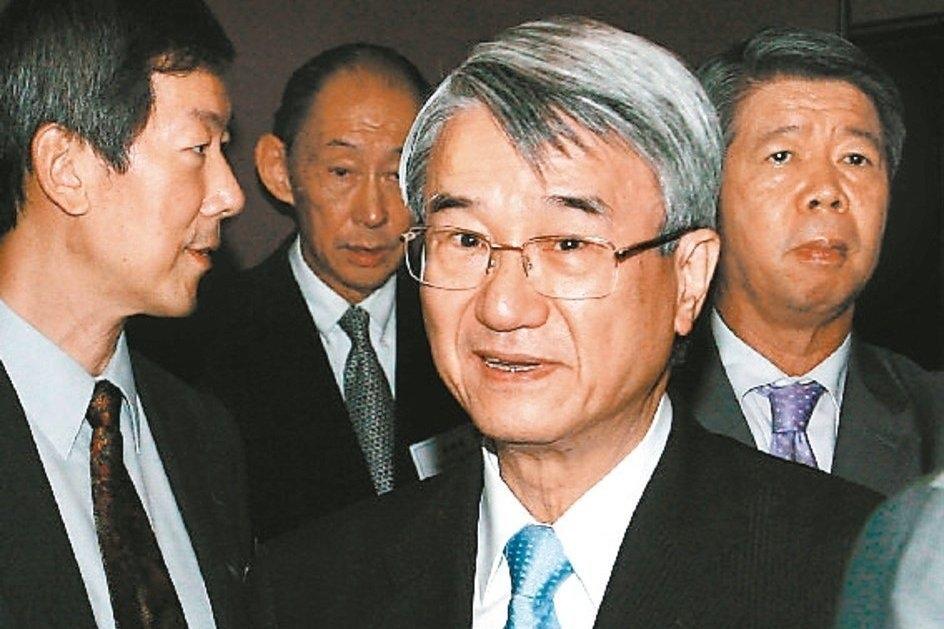 新光金控董事長吳東進。 報系資料照