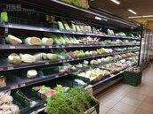 北市抽驗蔬果13件殘留農藥 有兩大知名通路商