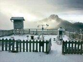 玉山初雪遲遲不來 恐創歷年最晚紀錄