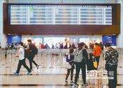 桃機去年旅客量 再創4,650萬人次新高