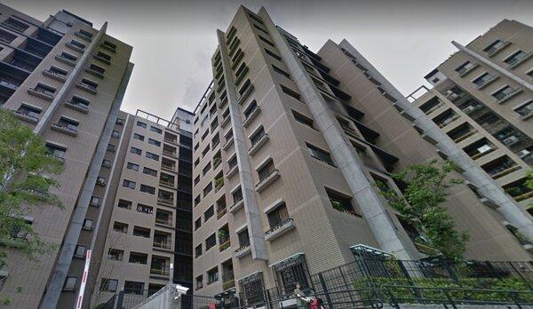台北市都發局標售南港「森之丘」物件。翻攝Google地圖