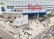 遠東巨城稱霸新竹 去年業績再創高
