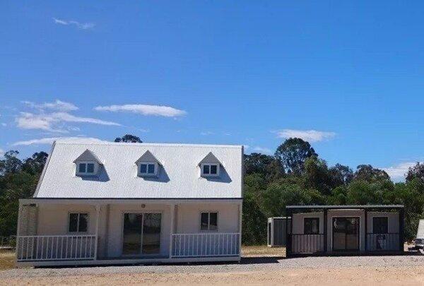 澳洲昆士蘭「安耐勃平價住宅」提供組合屋,造屋快速,造價又便宜。取自Anembo Affordable Homes