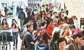 台灣女力崛起 女性「海漂族」逐年增