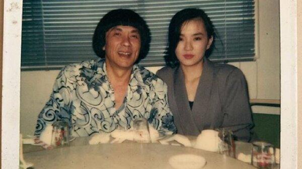 豬哥亮逝世兩周年,謝金燕曬19歲合照憶思念情。(圖/翻攝自謝金燕IG)