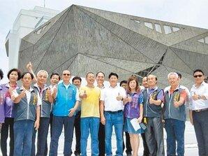 台中市海洋生態館 5月30日開標