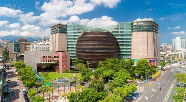 「京華城」第三度公開標售土地永久所有權,預計6月27日開標。照片戴德梁行提供
