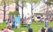 香山天后宮與公園啟用 好熱鬧