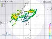 北部東北部有局部大雨發生機率 東南部恐焚風