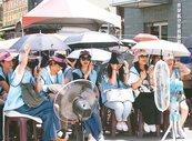 罷工法律戰…長榮提告 勞方反擊 攻防不讓