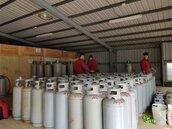 20公斤桶裝瓦斯 每桶調漲24元