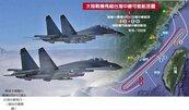 陸機飛越海峽中線 至少6路徑