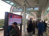 北捷轉乘淡海輕軌免出站 連通道7月完工