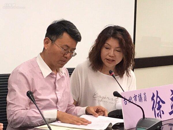 台北市一名高小姐控訴,遇到「公宅蟑螂」,讓她5年多來損失8百萬。李彥穎攝