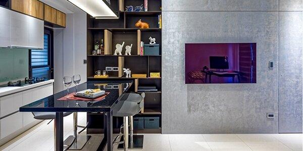 室內設計 客廳 (特力屋)
