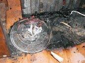 宜蘭消防局提醒 電風扇久放再用注意馬達不要卡卡