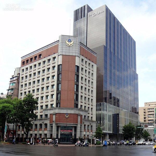 位於南京東路上的大倉久和飯店。(摘自維基百科,由 Solomon203, CC BY-SA 4.0)