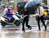 今起雨勢增強 周五、六各地提防大雨