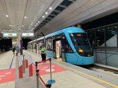 淡海輕軌第二期 基本設計六座平面車站