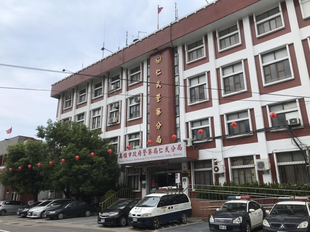 高雄鳥松豪宅搶案出現重大突破,警方逮捕兩名嫌犯。記者徐白櫻/攝影