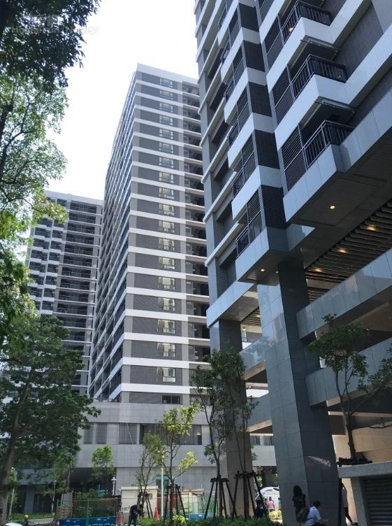 台北市提出「居住正義2.0」,其中一個目標就是「社宅5萬戶」,圖為台北市東明社宅。好房網News記者李彥穎攝