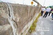 亡羊補牢 強化震區橋梁防震
