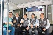 自駕巴士 將在青埔示範運行