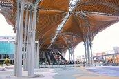 台鐵花蓮站改建 出口動線更順暢