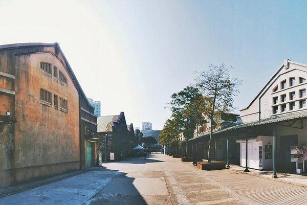台北華山創意園區榮登最夯打卡景點第1名。圖/擷自華山1914文化創意產業園區臉書
