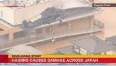 61年最強颱「哈吉貝」重創日本!已釀25死166傷