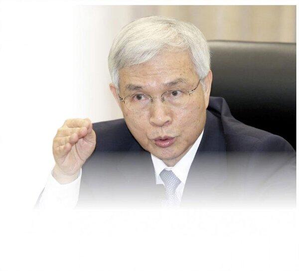 央行總裁楊金龍示警,資金回流新台幣升壓爆表。 (圖/工商時報)
