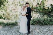 恭喜!「女兵日記」排長消失一個月 原來到德國結婚了