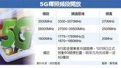 5G釋照遊戲新規則 須提資安計畫、設資安長
