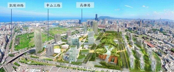 高雄205兵工厂迁建 可望带动新湾区成高雄闪亮经贸中心