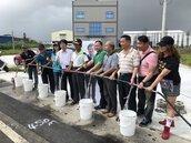 因應台商回流進駐 台南台江大道通水今啟用