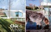 Chic & White/自然之境 斯圖加特葡萄園住宅