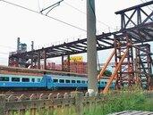 清水火車站跨站天橋 等20年仍是空