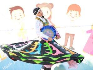 台南慶祝移民節 充滿異國風情