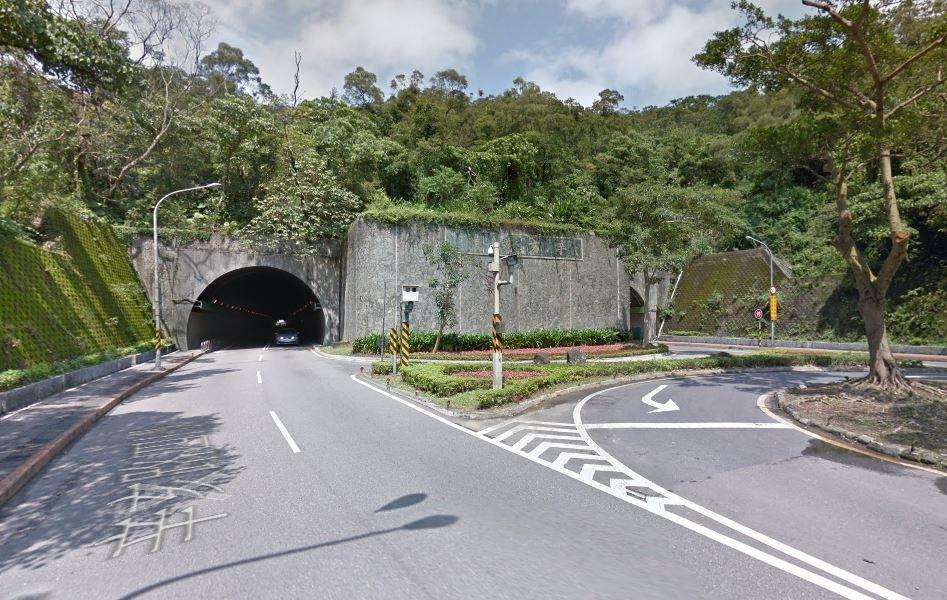 自強隧道自9月1日實施區間測速有成,至今都未發生事故,辛亥隧道最快明年跟進。圖/翻攝自Google Map