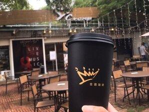 金鑛咖啡暫緩收店危機 全台13家門市由富士康廣告承接