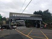 再拆一座陸橋 泰山泰林路三段連2晚車道封閉請改道
