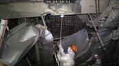 福島核電廠內部首曝光 輻射量太高只能待15分鐘