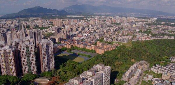 林口區被新北市府稱為新興城市,08年有5501人的人口移入,全區總人口更達到11.5萬人,近三年增加11.8%,是各區中成長最快的。圖/截自YouTube《新北Beats》