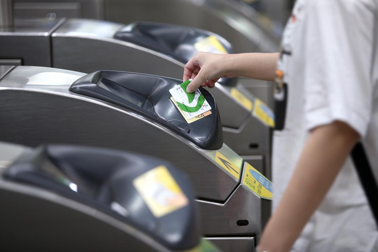 台北捷運整理出長輩最愛去的捷運站。 圖/聯合報系資料照片