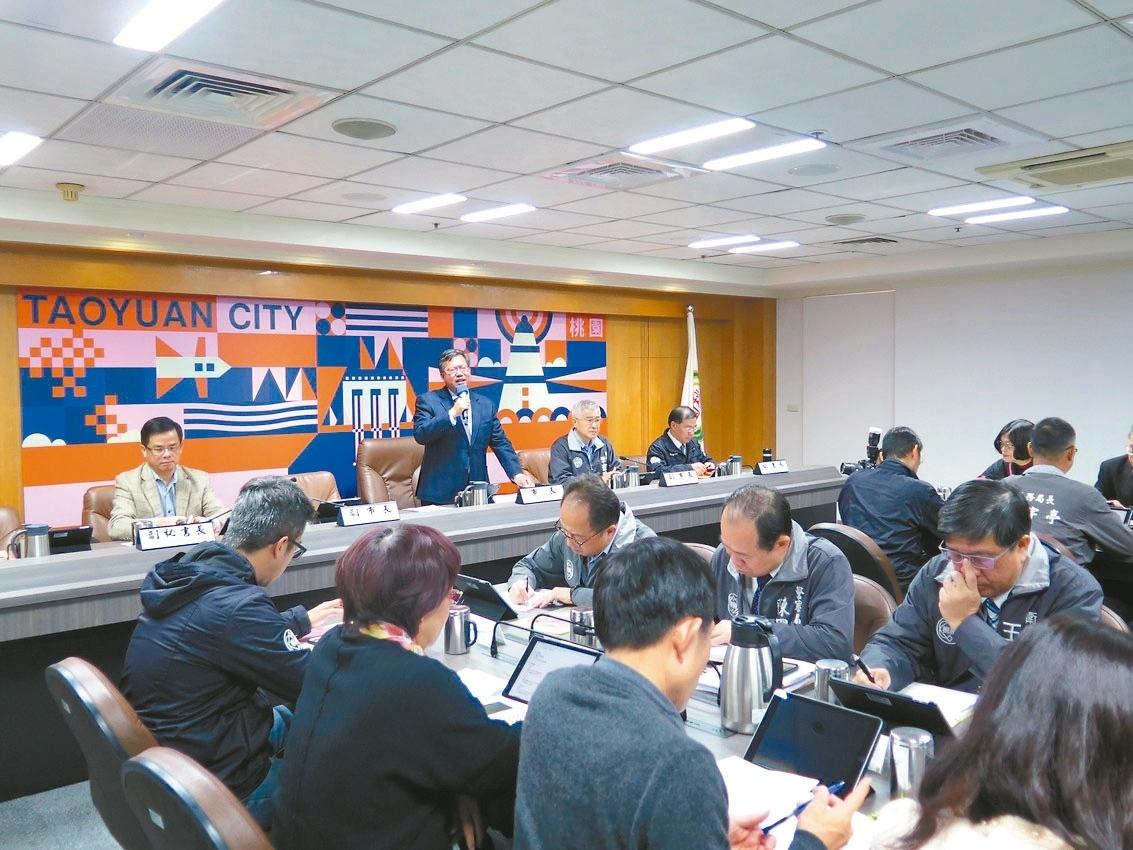 桃園市長鄭文燦宣布,桃園人口正式突破225萬人。(圖/聯合新聞網)