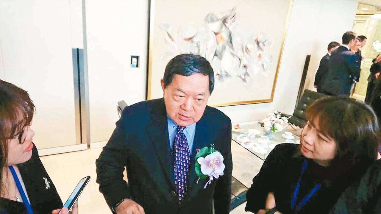 遠東集團董事長徐旭東今天針對5G首波頻譜競標結束,他開玩笑地說,「政府這次標法真是聰明過頭了,新的資金政府可以考慮多補助獎勵。」 記者黃淑惠/攝影