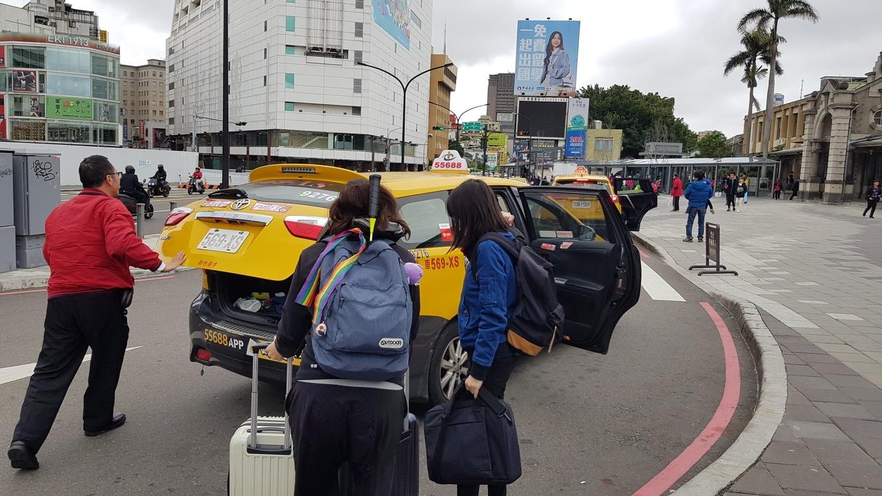 新竹市計程車1月22日至29日春節期間運費加收3成。記者黃瑞典/攝影