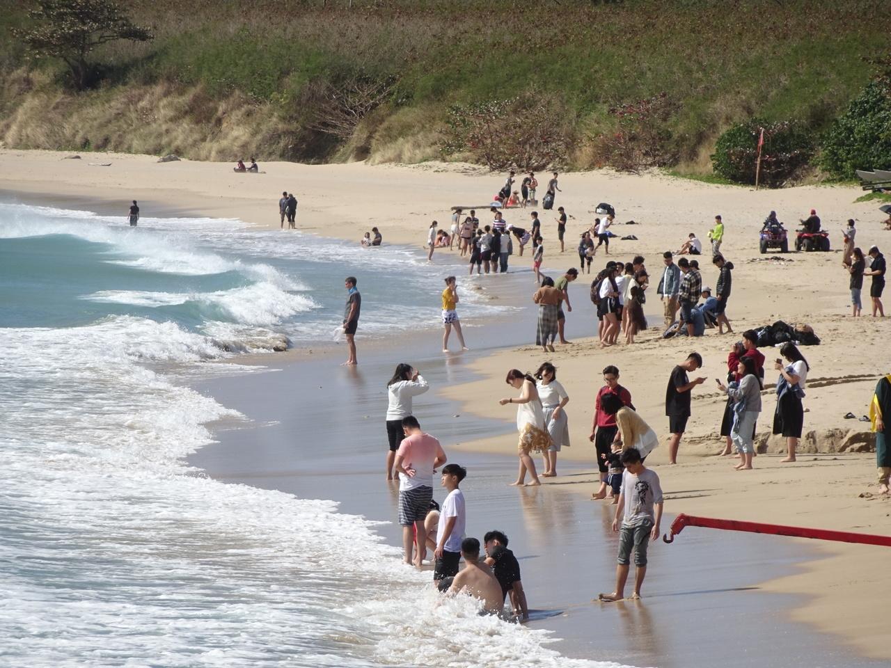 國民旅遊補助確定在月底落幕,不再延續,觀光業者擔心過完年後就馬上有一波裁員、倒閉潮。 圖/聯合報系資料照片