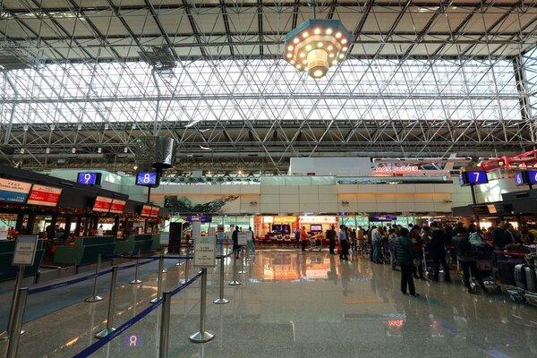 台灣9月20日新增一起境外移入案例。圖/桃園國際機場提供