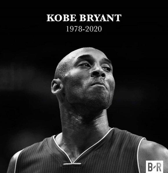 NBA傳奇球星Kobe Bryant。圖/翻攝臉書